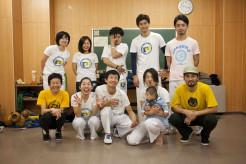 Capoeira GUETO Osaka roda